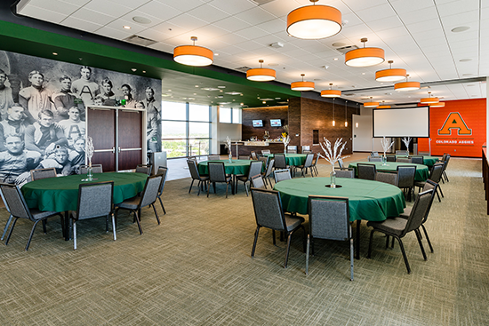 VIEW ON-CAMPUS EVENT SPACES